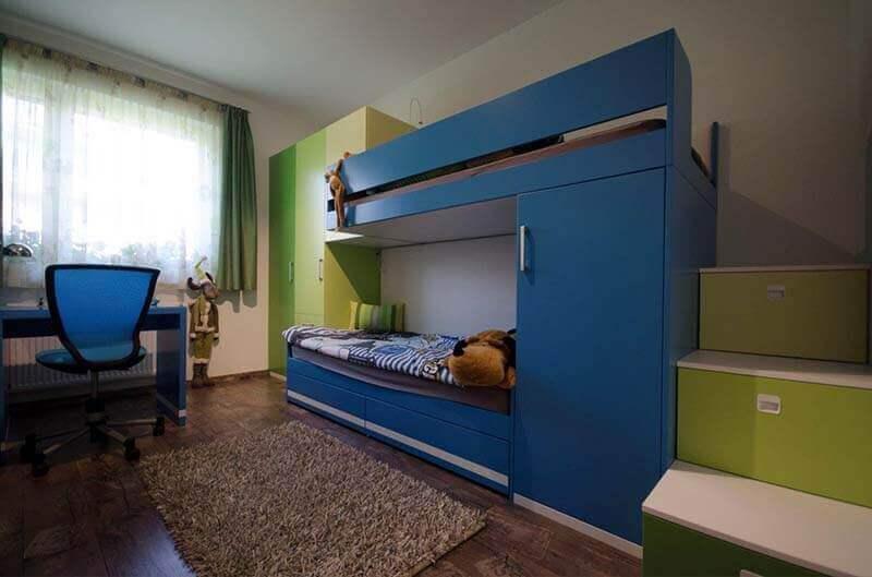 Modern Italianate style